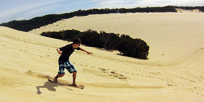 Moreton Island Adventure Day - MoretonBayEscapes com au